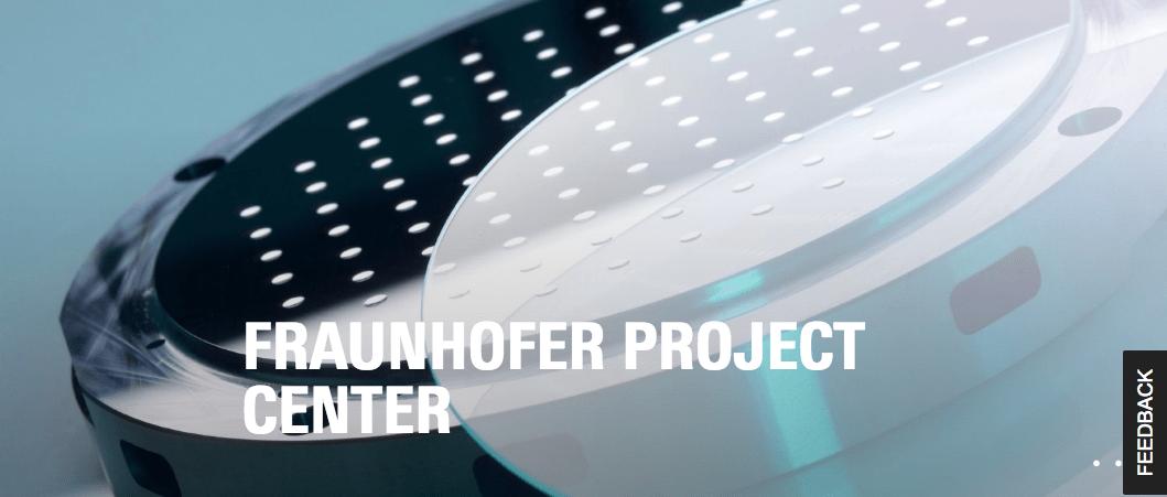 Fraunhofer Project Center op de campus Universiteit Twente geopend